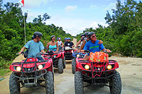 Playa del Carmen ATV Tour
