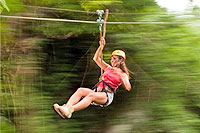 Playa del Carmen Zip Line Tour