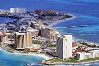 Tour to Cancun Mexico