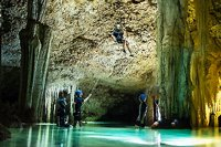 Rappel the Cenotes of Playa del Carmen