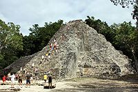 Coba Express Excursion