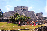 Tulum Guided Excursion