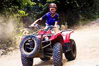 ATV Fuego Playa del Carmen Tours