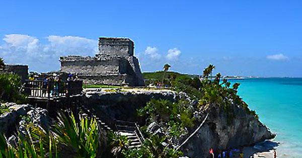 Tulum Ruins Tour From Playa Del Carmen